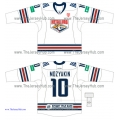 Metallurg Magnitogorsk KHL 2014-15 Russian Hockey Jersey Light