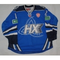 Neftekhimik Nizhnekamsk KHL 2014-15 Official Game Worn Russian Hockey Jersey Dark