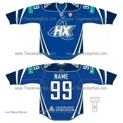 Neftekhimik Nizhnekamsk KHL 2014-15 Russian Hockey Jersey Dark