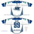 Neftekhimik Nizhnekamsk KHL 2014-15 Russian Hockey Jersey LIght