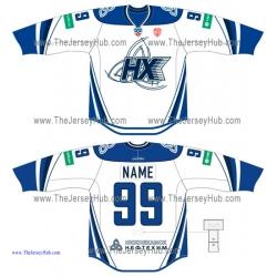 Neftekhimik Nizhnekamsk KHL 2014-15 Russian Hockey Jersey LIght