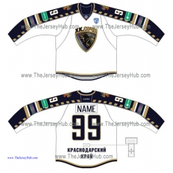 Sochi KHL 2014-15 Russian Hockey Jersey Light