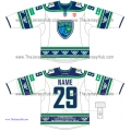 Yugra Khanty-Mansiysk KHL 2014-15 Russian Hockey Jersey Light
