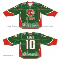 Ak Bars Kazan KHL 2015-16 Russian Hockey Jersey Dark