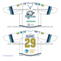 Barys Astana KHL 2015-16 Russian Hockey Jersey Light