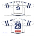 Dynamo Dinamo Moscow KHL 2015-16 Russian Hockey Jersey Light
