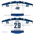 Neftekhimik Nizhnekamsk KHL 2015-16 Russian Hockey Jersey Light