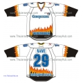Severstal Cherepovets KHL 2015-16 Russian Hockey Jersey Light