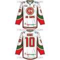Ak Bars Kazan KHL 2016-17 Russian Hockey Jersey Light