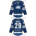 Neftekhimik Nizhnekamsk KHL 2016-17 Russian Hockey Jersey Dark