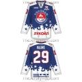 Torpedo Nizhny Novgorod KHL 2016-17 Russian Hockey Jersey Dark