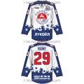 Torpedo Nizhny Novgorod KHL 2016-17 Russian Hockey Jersey Light