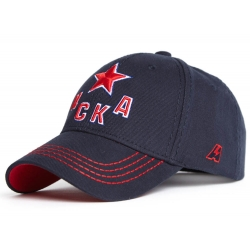 KHL CSKA Moscow Red Army Cap Hat