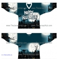 Halloween Russian Hockey Jersey