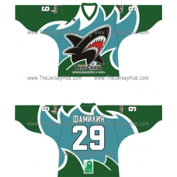 Jaws Russian Hockey Jersey Dark