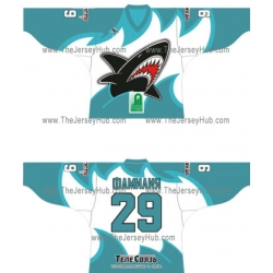 Jaws Russian Hockey Jersey Light