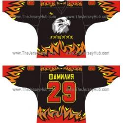 Predator Russian Hockey Jersey Dark