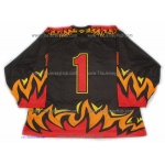 Predator #1 Goalie Russian Hockey Jersey Dark