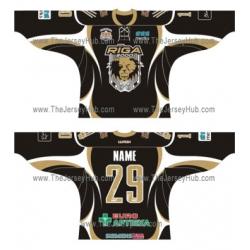 Riga 2000 Russian Hockey Jersey Dark