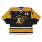 Russian Penguin Hockey Jersey Malkin Dark