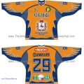 Skif Nizhniy Novgorod Russian Hockey Jersey 2014-15 Light
