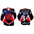 Avangard Omsk 2000-01 Russian Hockey Jersey Dark