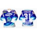 Dynamo Dinamo Moscow 1999-00 Russian Hockey Jersey Dark