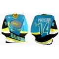 Astana 2003-04 Russian Hockey Jersey Dark