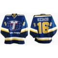Kazzinc Torpedo 2003-04 Russian Hockey Jersey Dark