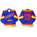 Khimik Voskresensk 1995-96 Russian Hockey Jersey Dark