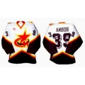 Metallurg Serov 1999-00 Russian Hockey Jersey Light