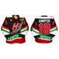 Neftyanik Almetyevsk 2001-02 Russian Hockey Jersey Dark
