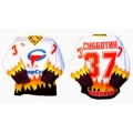 Severstal Cherepovets 2002-03 Russian Hockey Jersey Light