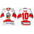 Spartak St. Petersburg 2001-02 Russian Hockey Jersey Light