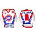 Torpedo Yaroslavl 1998-99 Russian Hockey Jersey Light