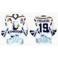 Traktor Tractor Chelyabinsk 2001-02 Russian Hockey Jersey Light