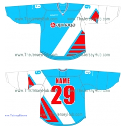 HC Ariada Volzhsk VHL 2014-15 Russian Hockey Jersey Dark