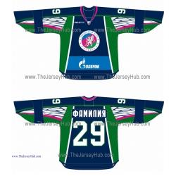 HC Kuban Krasnodar VHL 2014-15 Russian Hockey Jersey Dark