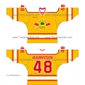 HC Lipetsk VHL 2014-15 Russian Hockey Jersey Light