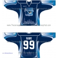 HC Ryazan 2014-15 Russian Hockey Jersey Dark