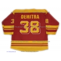 HC Dukla Trencin 2004-05 Slovak Extraliga Hockey Jersey Pavol Demitra Dark