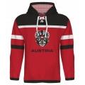 Team Austria Hooded Sweatshirt Dark 3