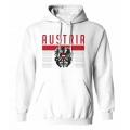 Team Austria Hooded Sweatshirt Light 1