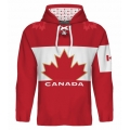 Team Canada Hooded Sweatshirt Dark 3