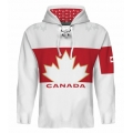 Team Canada Hooded Sweatshirt Light 3
