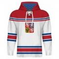 Team Czech Republic Hooded Sweatshirt Light 1
