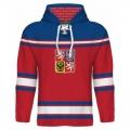 Team Czech Republic Hooded Sweatshirt Dark 1