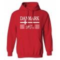 Team Denmark Hooded Sweatshirt Dark 1