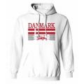 Team Denmark Hooded Sweatshirt Light 1