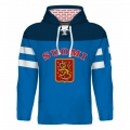 Team Finland Hooded Sweatshirt Dark 4